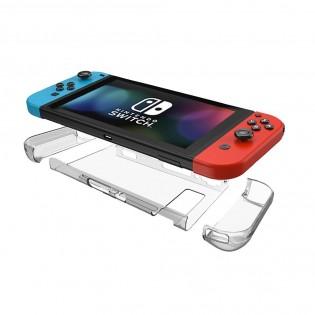 Nintendo Switch läpinäkyvä suojakuori