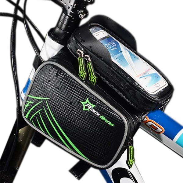 """Cykelväska för 6.2"""" smarttelefon"""