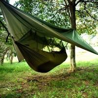 Riippumatto hyttysverkolla & sadesuojalla on erinomainen retkeilyyn, koska riippumatto käy nukkumiseen. Riippumatto käy myös kahdelle. Lue arvostelut & tilaa!
