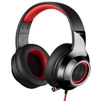 Tyylikäs Edifier G4 headset on varusteltu virtuaalisella 7.1 äänentoistolla, joten kuulet tarkasti vihollisesi ja tiedät mistä suunnasta ääni tulee.