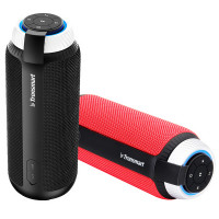 Tronsmart T6 360 Bluetooth-matkakaiutin on varusteltu 25W teholla ja 360-äänentoistolla. Hintaluokassaan erinomainen äänentoisto ja pitkä akkukesto.