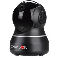Camson valvontakamera vahtii kotiasi poissaollessasi. Älypuhelimella helposti ohjattava kamera on varustettu liiketunnistimella, yökuvauksella ja hälytyksillä.