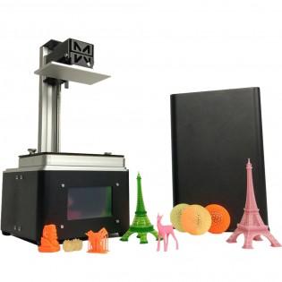 MicroMake L2 SLA/DLP 3D-tulostin