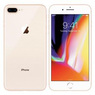 Tehdashuollettu Apple iPhone 8 Plus - Harmaa, 256GB