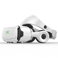 Laadukkaat VR-lasit älypuhelimille. Laseissa on korkealaatuiset optiikat ja PlayStation VR-lasien kaltainen panta, joka takaa korkean käyttömukavuuden.