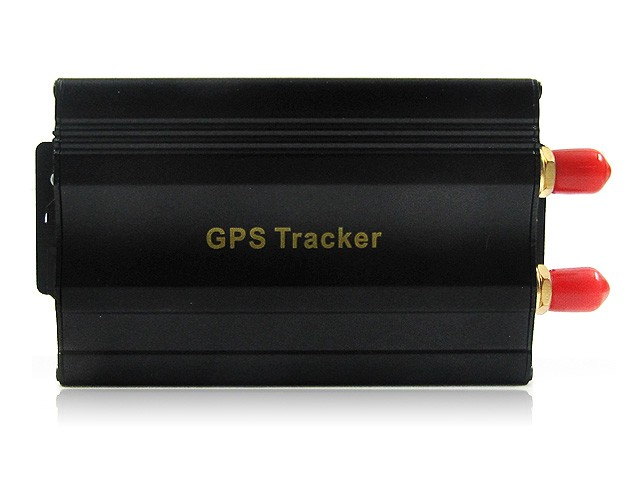 Auton GPS-paikannin