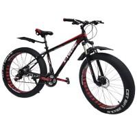 """29"""" Fatbike X-TREME 3"""" paksuilla renkailla. Fatbike -maastopyörällä ajat kesällä & talvella! Hommaa fatbike itsellesi nyt tarjoushintaan vaikka osamaksulla."""