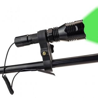 CREE LED vihreävalo aseeseen