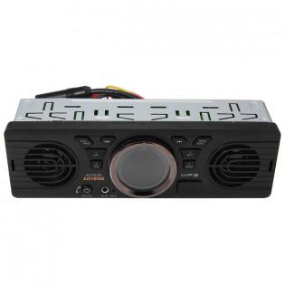 Bluetooth MP3 autosoitin integroiduilla kaiuttimilla