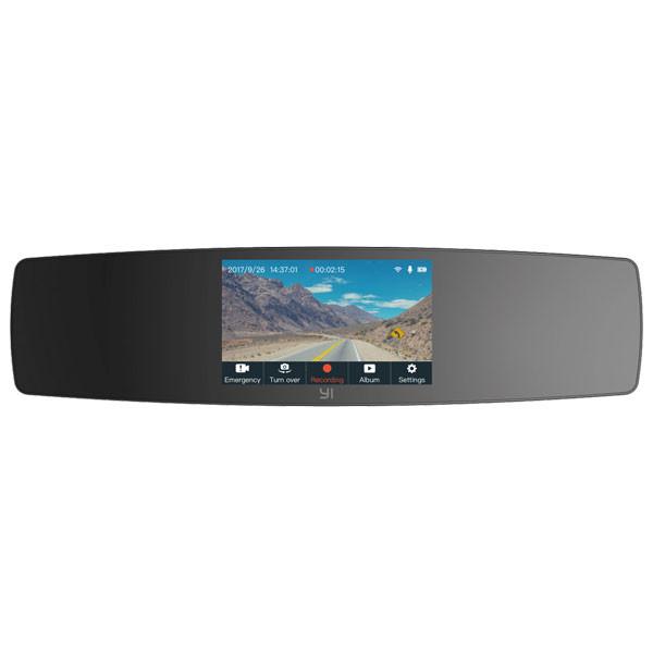 Xiaomi Yi smartspegel med touchscreen + backkamera