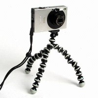 Flexible Mini Tripod  (S, 16cm)