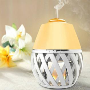 LED-liekki ilmankostutin