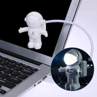 Pieni askel USB-portille, suuri askel työpisteen valaisulle. Tämä USB-valo sopii unelmoijille, joille edes taivas ei ole rajana. Pitkä ja taipuva 31cm varsi.