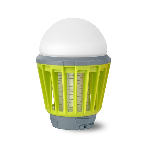 Langaton hyttysansa LED-lamppu