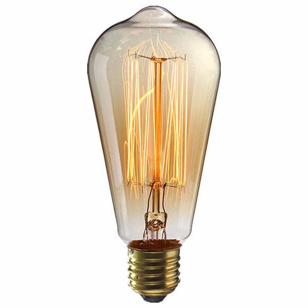 Retrolight Edison aito hehkulamppu 40W E27