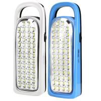 Erittäin kirkas & hyvä LED -retkilyhty valaisee 50 LEDin avulla pimeämmätkin kolot! 3000mAh akku kestää 12 tuntia. Todella kätevä joko mökille tai reissuun.