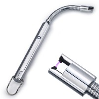 Pitkävartisella plasmasytyttimellä sytytät grillit, kynttilät tai takan helposti. USB-ladattava sähkösytytin on turvallinen ja helppo sytytin moneen käyttöön.