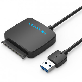 Vention USB-SATA kiintolevyadapteri