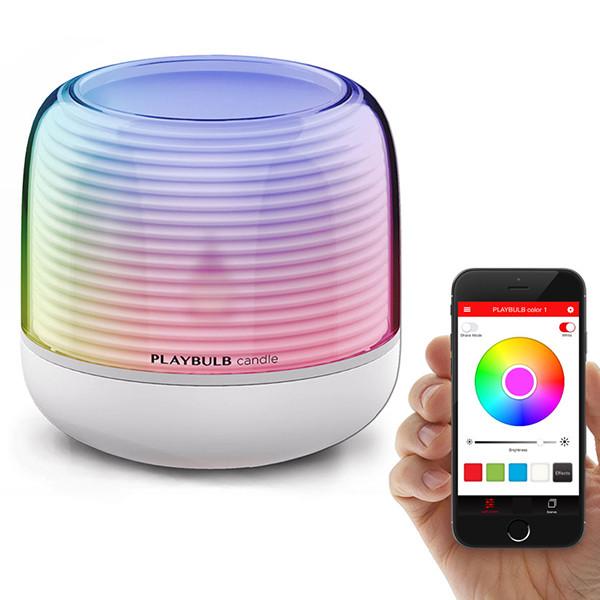 MIPOW Playbulb Smart RGBW LED-kynttilä