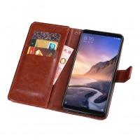 Huippuluokan suojakuori Xiaomi Mi Max 3 -puhelimelle. Mukana myös korttipaikkoja sekä setelitasku.