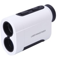Laser-etäisyysmittari on erittäin näppärä apuväline esimerkiksi metsästäjälle tai golffarille. Laite ilmoittaa salamannopeasti matkan jopa 600 metrin päästä metrin tarkkuudella.