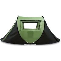 Flingi-pop-up telte er behagelige telte, der foldes af i den ene hånd. Ideel til dem, der ikke ønsker at bruge tid på at oprette teltet.