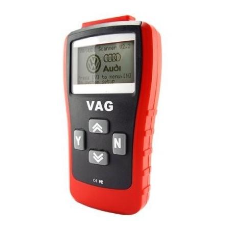 OBD2-vikakoodinlukija VAG405