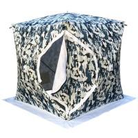 Tyylikäs camokuosinen pilkkiteltta käy hyvin kalastukseen sekä metsästykseen. Pop-up -tyylinen teltta on pystyssä alle minuutissa! Katso kuvat, hinta ja tilaa!