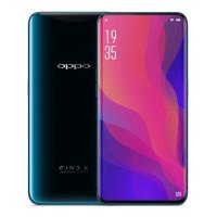 Oppo Find X on uskomaton insinöörityön taidonnäyte ja markkinoiden hillittömimpiä älypuhelimia tällä hetkellä. 6,42 tuuman AMOLED näyttö täyttää koko puhelimen etupuolen.