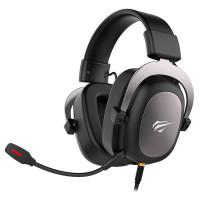 Valtaville 53mm elementeillä varustettu Havit H2002U headset tuo peleihin räjähtävän äänentoiston. 7.1 surround sound tilaääni ja laadukas mikrofoni.