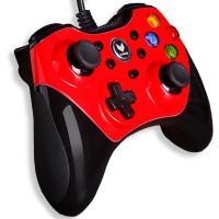 Hyvä ja edullinen ohjain PC, XBOX tai PS3 peleihin. Helppo ottaa käyttöön ja miellyttävän tuntuinen käsissä.