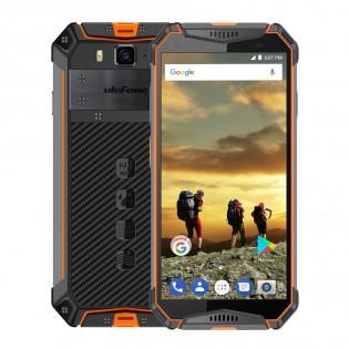Ulefone Armor 3 vedenkestävä IP68 -älypuhelin - Musta