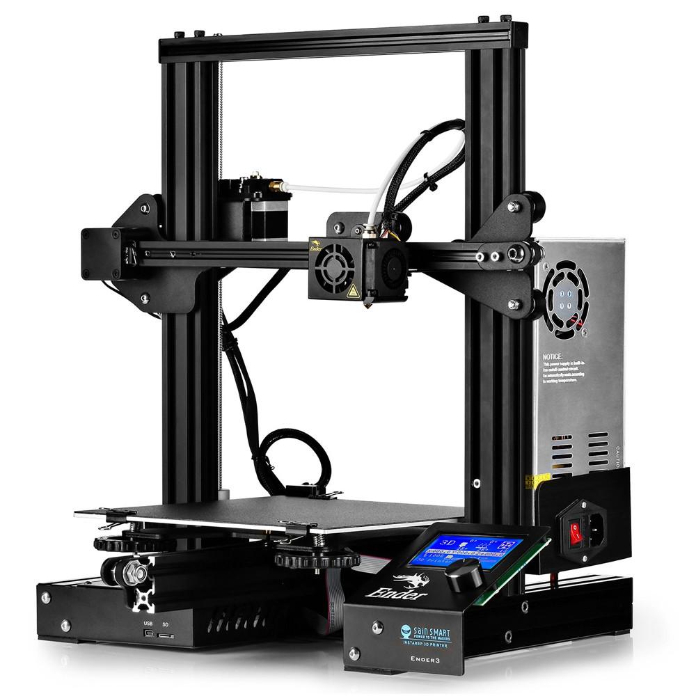 Creality3D Ender-3 3D-tulostin
