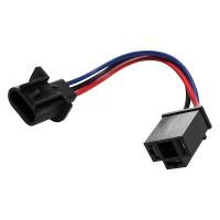H4–H13 polttimoadapteri ratkaisee H13-kantaa tarvitsevan ajoneuvosi polttimopulmat helposti ja halvalla.