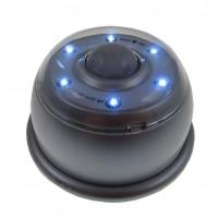 LED-ljus med justerbar sensor lämplig för många användningsområden. Denna produkt är utmärkt att placera i garderoben, bagageluckan samt många andra platser.
