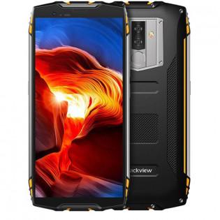 Blackview BV6800 Pro veden- ja iskunkestävä älypuhelin - Keltainen