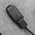 Stöldsäker ryggsäck med USB-port & Laptop väska