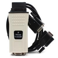 Nissan adapterikaapeli 14 pin Consult liittimellä varustettuja nissaneita varten. Yleiset vuosimallit 1989 - 2000.