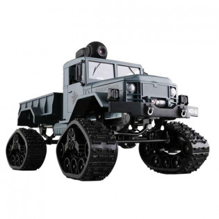 FAYEE M35-A2 1:16 4WD RC-auto HD-kameralla, harjallinen - Army Green
