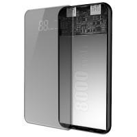 Huippuluokan varavirtapankki sekä langaton latausalusta samassa paketissa. Baseus 2-in-1 latausalusta & virtapankki sopii myös Apple iPhonelle tai Samsungille.