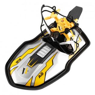 TKKJ A2 Drift Drone hovercraft / nanokopteri