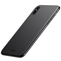 Apple iPhone X puhelimelle tehty erittäin ohut ja kevyt suojakuori. Tämä suojakuori on heille, jotka arvostavat Applen iPhone puhelinten muotoilua.