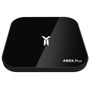 AREA A95X Plus 4K UHD Android mediatoistin