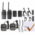 Retevis RT24 PMR446 licensfri walkie-talkie 2 stk