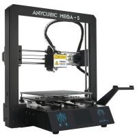 Anycubic I3 Mega S 3D-tulostin on päivitetty versio suositusta I3 MEGA:sta. Uusi suutin TPU -filamentteihin & luotettavampi ekstruuderi filamenttisensorilla.