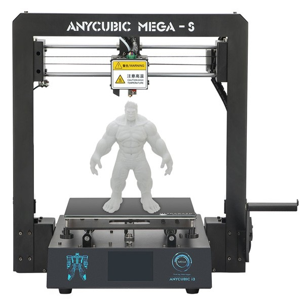 Anycubic I3 Mega S 3D-skrivare