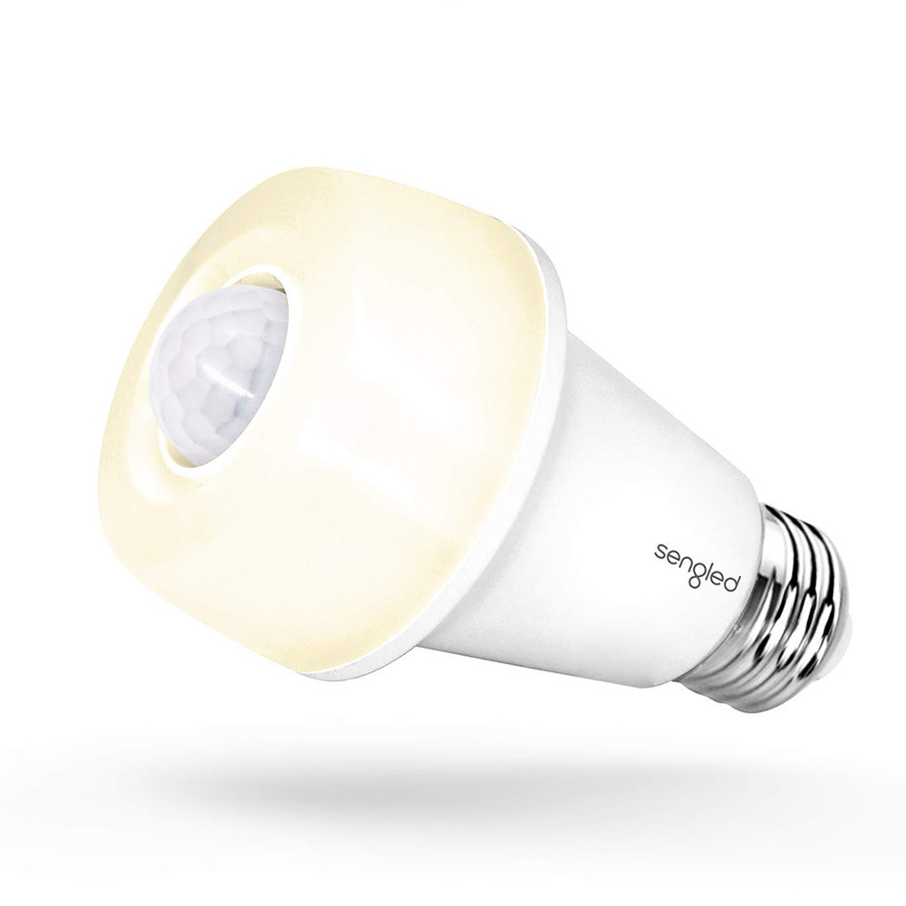 Sengled Smartsense lamppu liiketunnistimella