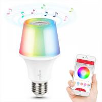 Sengled Solo Color Plus on maailman kärkiluokan kaiuttimella varustettuja älylamppuja! Korkealaatuinen äänentoisto, sekä todella helppo asentaa ja käyttää!
