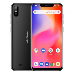Ulefone S10 Pro -älypuhelin - Musta