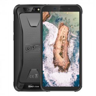 Blackview BV5500 veden- ja iskunkestävä 3G älypuhelin - Vihreä